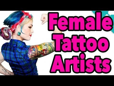 Female Tattoo Artists
