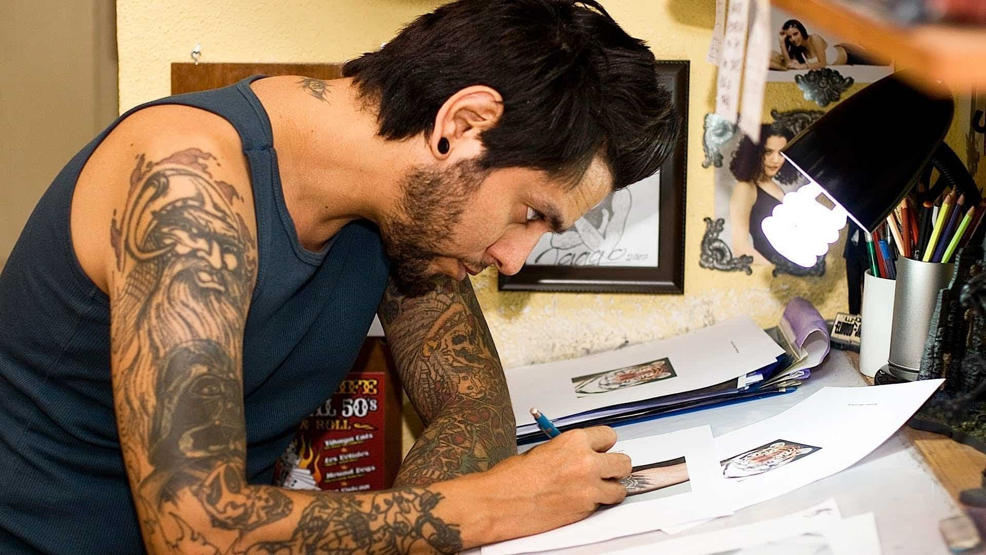 Tattoo Artist Tips