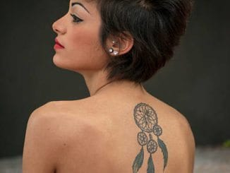 Dream Catcher Feather Tattoo Meaning