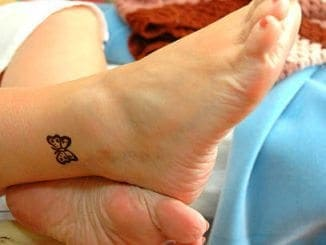 Women Ankle Tattoo Designs