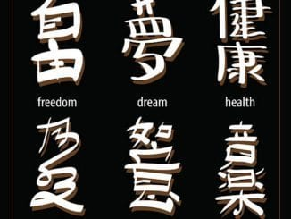 Chinese Character Tattoo Translation