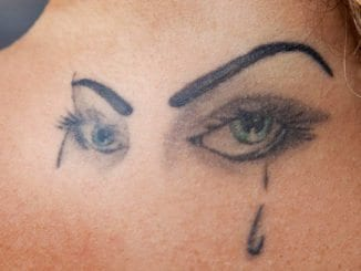 Teardrop Tattoo Significance