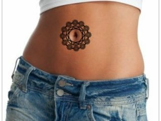 Belly Button Tattoos