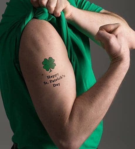 Irish Tattoo Designs