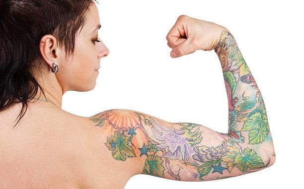 ivy tattoo images