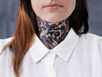 neck tattoo safety