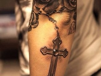 Rosary Beads Tattoos
