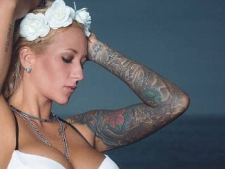 feminine sleeve tattoos